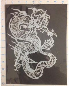 CHINESE DRAGON FULL BODY