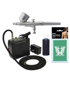 DIY AIRBRUSH TATTOO KIT