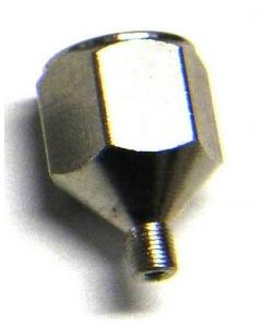 """1/4"""" FEMALE TO 1/16"""" MALE ADAPTER"""