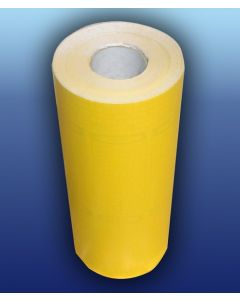 "PVC SANDBLASTING FILM 200 MICRONS 12"" WIDTH BY 150 FEET ROLL FOR MASKING STENCIL"